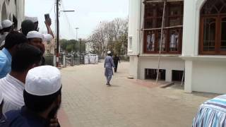 Lucknow: The Imam-e-Haram of Kaba, Sheikh Saleh Al  taleb