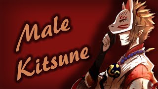 ASMR Male Kitsune Roleplay