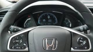 New 2019 Honda Civic Sedan West Palm Beach Juno, FL #KH562938