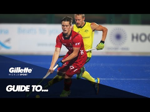 Pro Guide To Field Hockey | Gillette World Sport