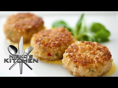 VIDEO RECIPE – CRAB CAKES