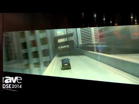 DSE 2014: Prime Resource America Shows Semi-View Transparent Displays