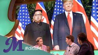 Wat stelde de ontmoeting tussen Trump en Jong-un voor?   Margriet van der Linden