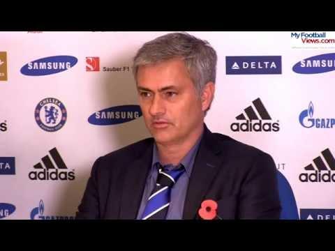 Mourinho: Our fans and floodlight men were all asleep
