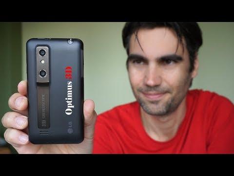 LG Optimus 3D, de 2011 | Retro Review en español