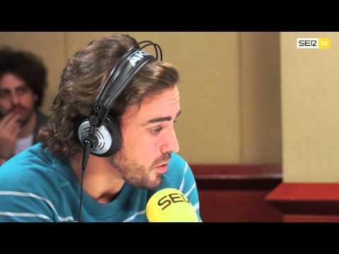 """Fernando Alonso: """"Mercedes propuso a Ferrari cambiar a Hamilton por mí"""". Cadena SER"""