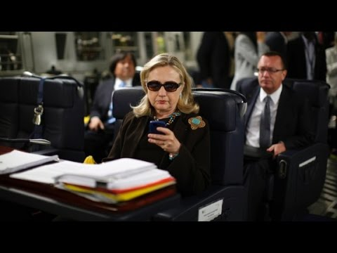 Report: Hillary Clinton used personal email for work