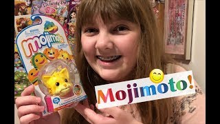 NEW Mojimoto Animated Talking Mojis Interactive Talk Back Collectible Toys – Unboxing & Review