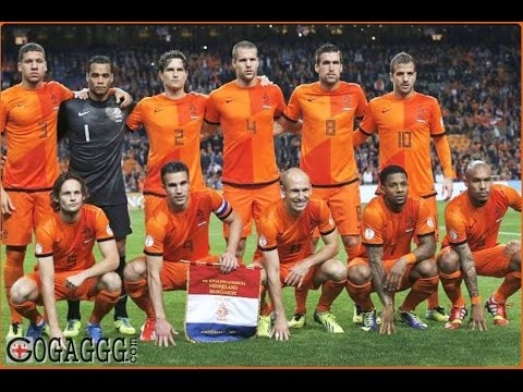 Netherlands vs Iceland 0-1 ~ Highlights and Goals ~ Qualifying Match