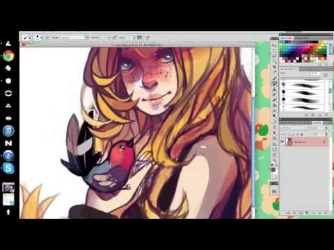 Trainer Y! [speedpaint]