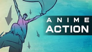How to Animate an Anime | Base Jumping Action Scene