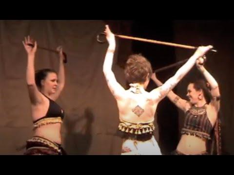O Re Kanchi - Fusion Cane Dance