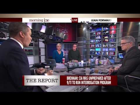 Liberals on MSNBC Panel Trash Senate Dems' CIA Report