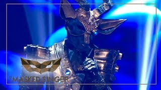Feeling Good - Michael Bublé | Kudu Performance | The Masked Singer | ProSieben