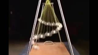 [Physics - it's fun- pendulum and magnet.] Video