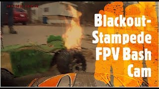 Blackout and Traxxas FPV Bash Cam