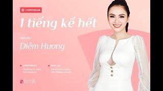 LIVESTREAM | Hoa hậu Diễm Hương gây sốc khi  phủ nhận chuyện là mẹ đơn thân và tin đồn ly hôn