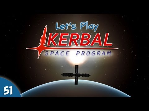 Kerbal Space Program - #051 - Orbital Ballet
