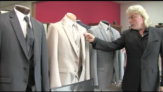 Don't Trust Suit Labels - Differences Between A Cheap Suit & An Expensive Suit