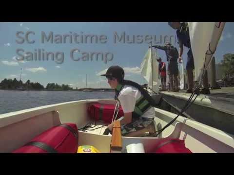 SC Maritime Sailing Camp