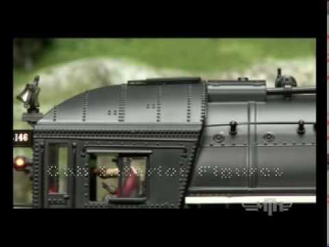 MTH Electric Trains O Gauge Southern Pacific AC-6 Cab Forward