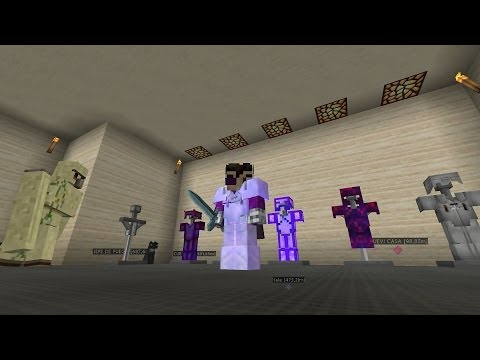 PLANETA VEGETTA: ARMADURA DEL NETHER #51