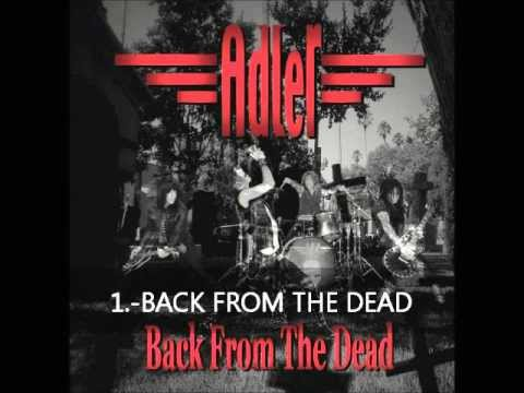 Adler - Back From The Dead [FULL ALBUM]
