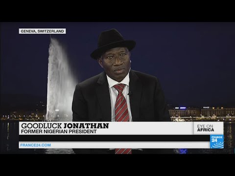 Video: Goodluck Jonathan talks of Boko Haram fight