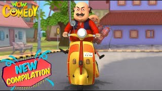 Motu Patlu Cartoon in Hindi | New Compilation 70 | New Cartoon | Hindi Cartoon