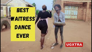WAITRESS DANCE  COAX , JUNIOR USHER  Latest African Comedy 2019 HD