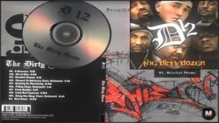 download lagu D12 - The Dirty Dozen  The Underground Ep gratis