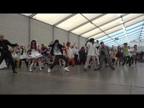 Manifest 2012: Psy - Oppan Gangnam Style (flash Mob) video
