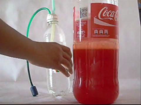 Como hacer la mezcla para el difusor de co2 casero
