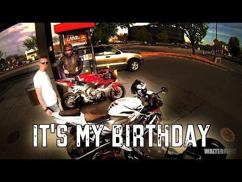 Moto Monday #5 - It's My Birthday