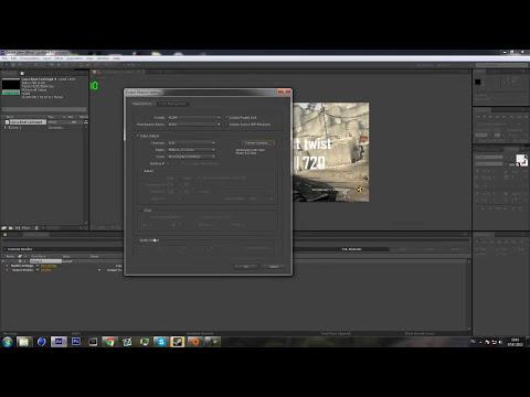 Как сохранять видео в Adobe After Effects (Лучшие настройки)