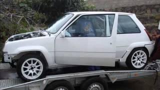 Restauracion Renault 5 Gt Turbo