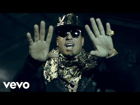 French Montana - Ocho Cinco ft. Diddy, MGK, Los, Red Café Music Videos
