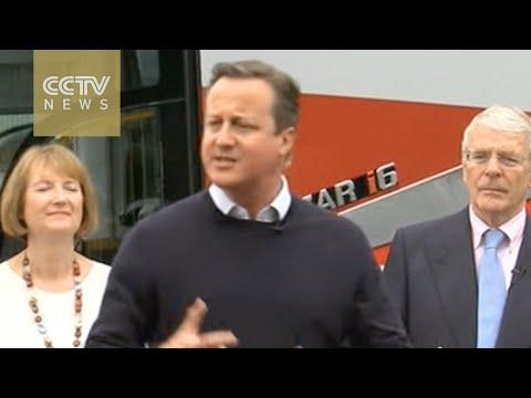 "David Cameron: UK ""better off"" in EU"