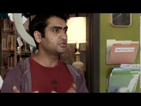 Kumail Tours Portlandia - Feminist Bookstore