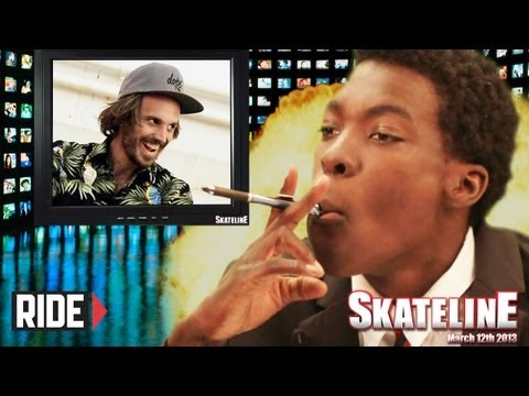 SKATELINE - Sheckler, Stevie Perez, Philadelphia, and More!