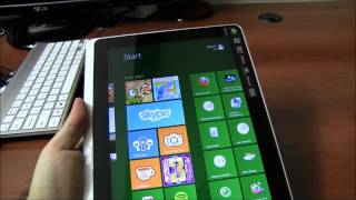 Acer Iconia W700 (W7) Windows 8 Tablet Review