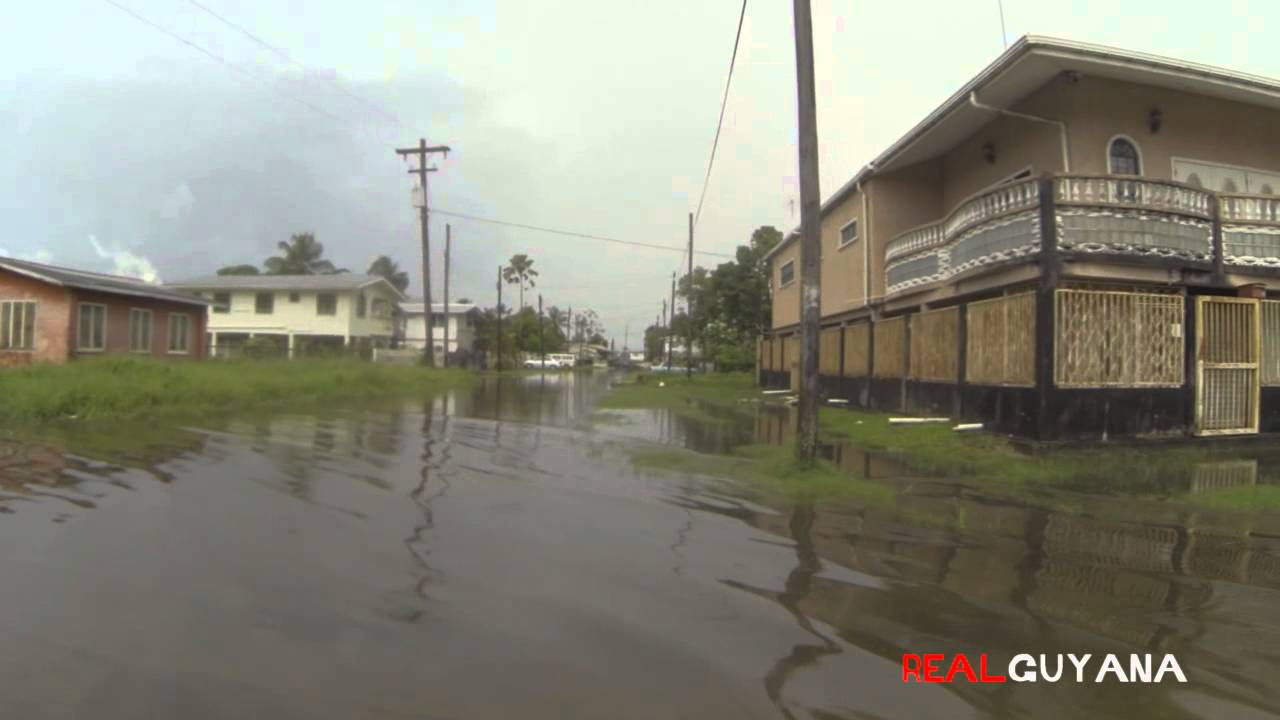 The Real Atlantis Is Georgetown Guyana A Sinking City