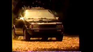 Comercial de Chrysler LeBaron 1992 (TV México)