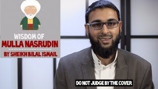 Don't Judge by the Cover ᴴᴰ ┇ FUNNY ┇ Sh. Bilal Ismail ┇ Smile…itz Sunnah ┇