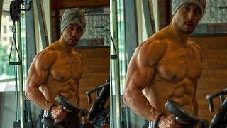 Tiger Shroff's Workout Regime For Baagi 2