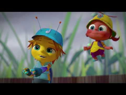 Beat Bugs - Come Together Full Music Video #1