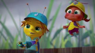 Beat Bugs - Come Together Full Music Video 3.53 MB