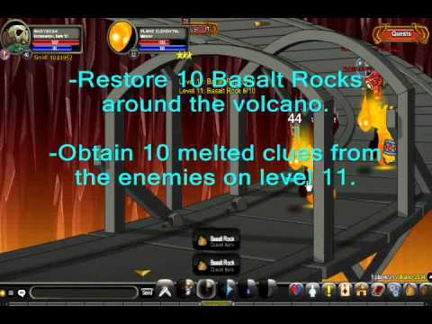 Volcano QUICK and EASY Walkthrough - All Levels (+ Magman Solo W Ranger)