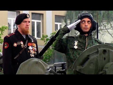 """На """"параде"""" боевиков в Донецке была 21 единица тяжелого вооружения, - ОБСЕ - Цензор.НЕТ 9505"""