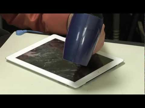 How to: Fix a broken front panel on your iPad 2 or iPad 3 Music Videos